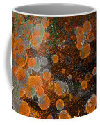 Pumpkin Abstract Coffee Mug