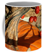 Pumpkin Berries Coffee Mug