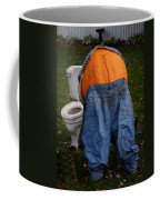 Pumpkin Butt Coffee Mug