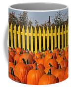 Pumpkin Corral Coffee Mug