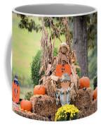 Pumpkin Harvest 2012 Coffee Mug