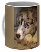 Puppy Face Coffee Mug