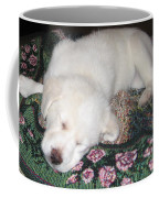 Puppy Nap Coffee Mug