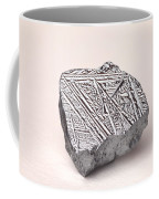 Pure Crystalline Silicon Coffee Mug