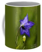 Purple Balloon Flower Coffee Mug