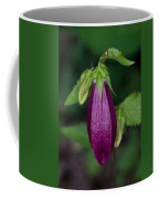 Purple Bell Flower Coffee Mug