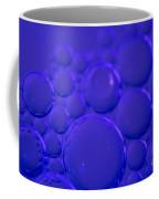 Purple Bubbles Coffee Mug