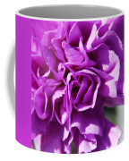 Purple Carnation Coffee Mug