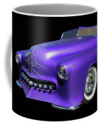 Purple Customized Coffee Mug