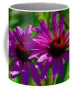 Purple Daisy's Coffee Mug