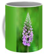 Purple Early Morning Orchid Coffee Mug