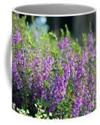 Purple English Garden  Coffee Mug