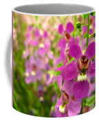 Purple Field Coffee Mug