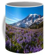 Purple Fields Forever Coffee Mug