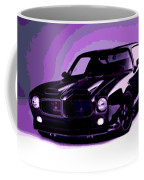 Purple Firebird Coffee Mug