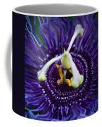 Purple Flower 3 Coffee Mug