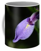 Japanese Iris Petal Coffee Mug