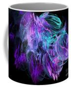 Purple Fusion Coffee Mug