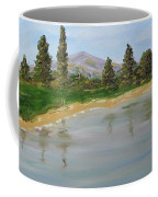 Purple Mountain  Coffee Mug