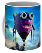 Purple People Eater Coffee Mug