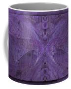 Purple Poeticum Coffee Mug
