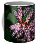 Purple Points Coffee Mug