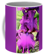 Purple Purity Coffee Mug