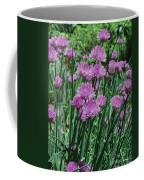Purple Spikes Coffee Mug