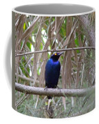 Purple Starling Coffee Mug