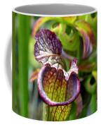 Purple Veins Coffee Mug