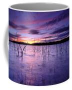 Purple Waters Coffee Mug