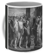 Pylades And Orestes Coffee Mug