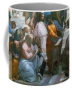 Pythagoras (569-475 B.c.) Coffee Mug