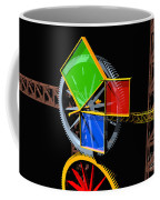 Pythagorean Machine Landscape 1 Coffee Mug