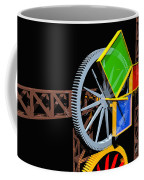 Pythagorean Machine Landscape 2 Coffee Mug