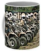 Quad Racers Coffee Mug