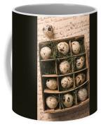Quail Eggs In Box Coffee Mug