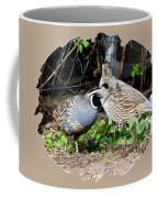 Quail Mates Coffee Mug