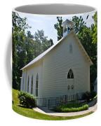 Quaker Church Coffee Mug by Scott Hervieux
