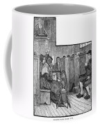 Quaker Meeting Coffee Mug by Granger
