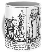 Quaker Persecution Coffee Mug by Granger