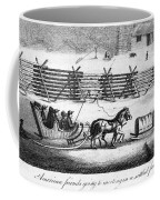 Quakers Going To Meeting Coffee Mug