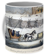 Quakers Coffee Mug
