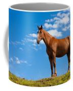 Quarter Horse Coffee Mug