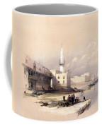 Quay At Suez Febrary 11th 1839 Coffee Mug