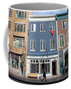 Quebec City Street View Coffee Mug