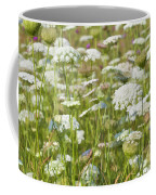 Queen Anne's Lace In All Its Glory Coffee Mug