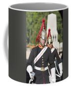 Queen Lifeguards London Coffee Mug
