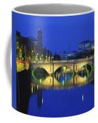 Queens Street Bridge, River Liffey Coffee Mug