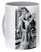 Quest - A Sculpture By Alex Von Svoboda Coffee Mug